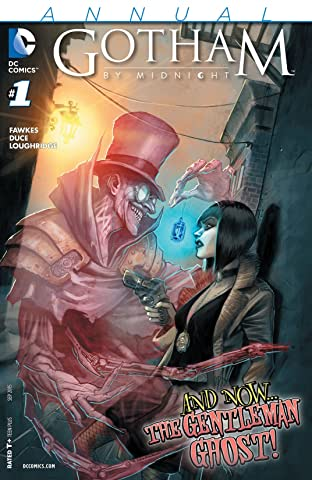 Gotham by Midnight (2014-2015): Annual #1