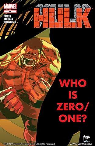 Hulk (2008-2012) #31