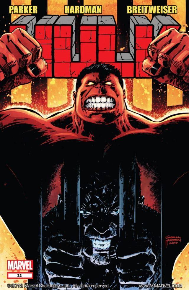 Hulk (2008-2012) #32