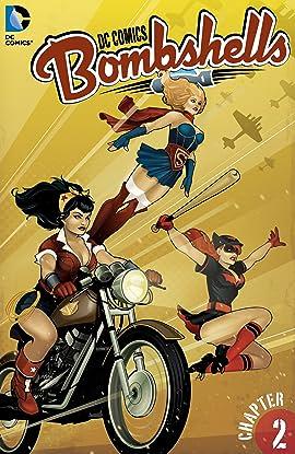 DC Comics: Bombshells (2015-2017) #2