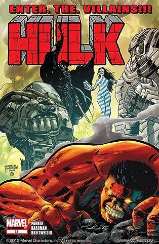 Hulk (2008-2012) #33