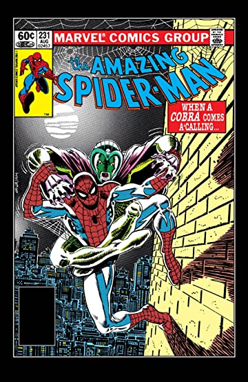Amazing Spider-Man (1963-1998) #231