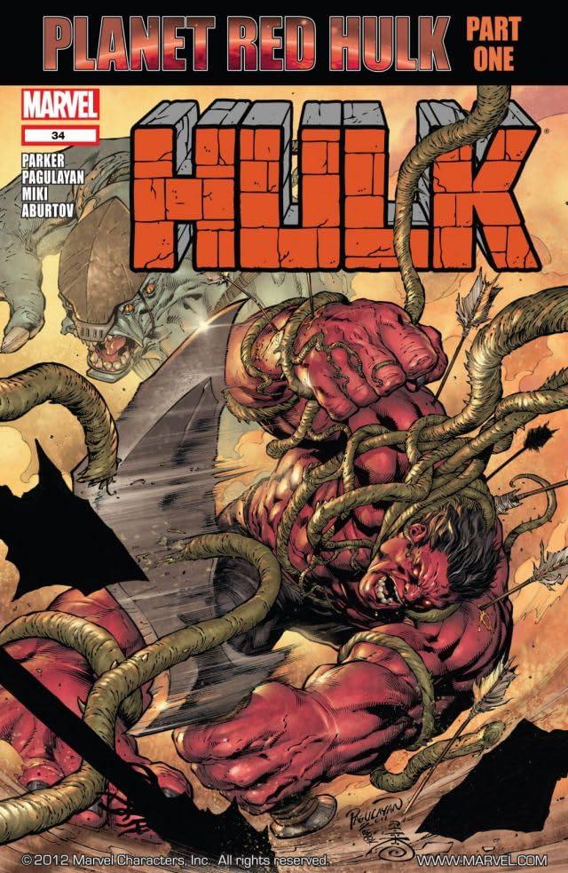 Hulk (2008-2012) #34