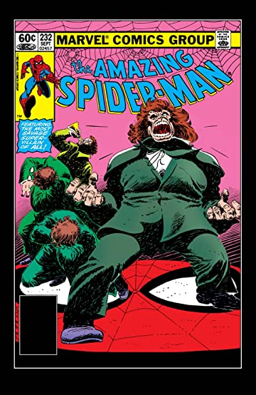 Amazing Spider-Man (1963-1998) #232