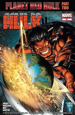 Hulk (2008-2012) #35