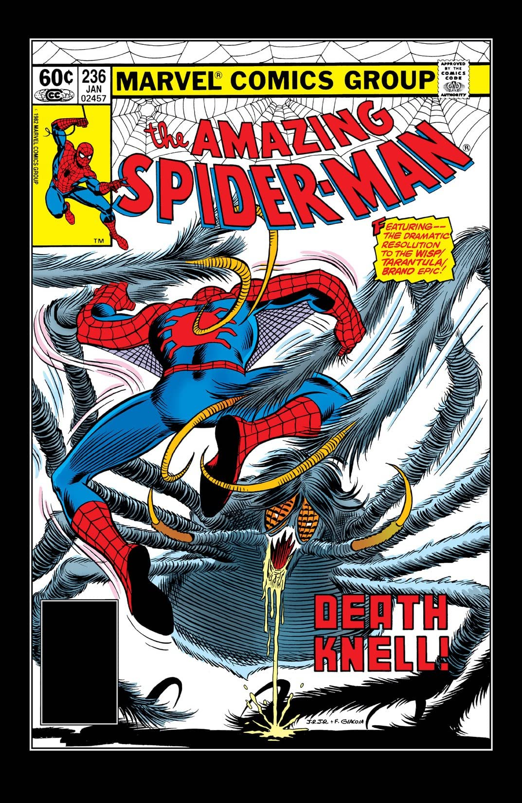 Amazing Spider-Man (1963-1998) #236