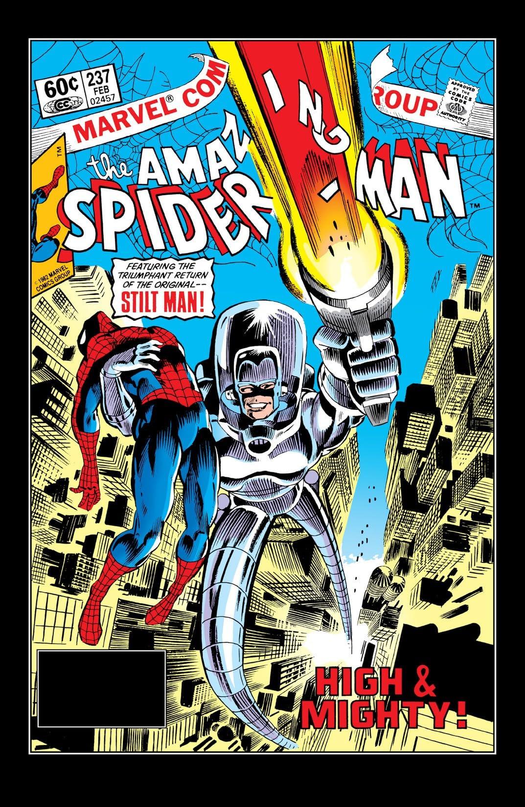 Amazing Spider-Man (1963-1998) #237