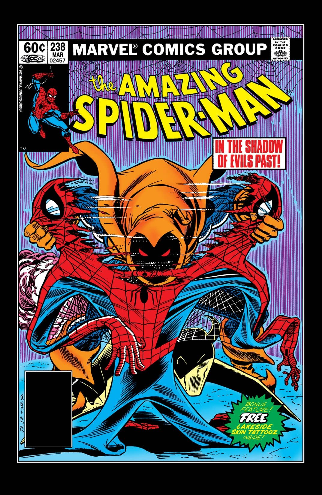 Amazing Spider-Man (1963-1998) #238