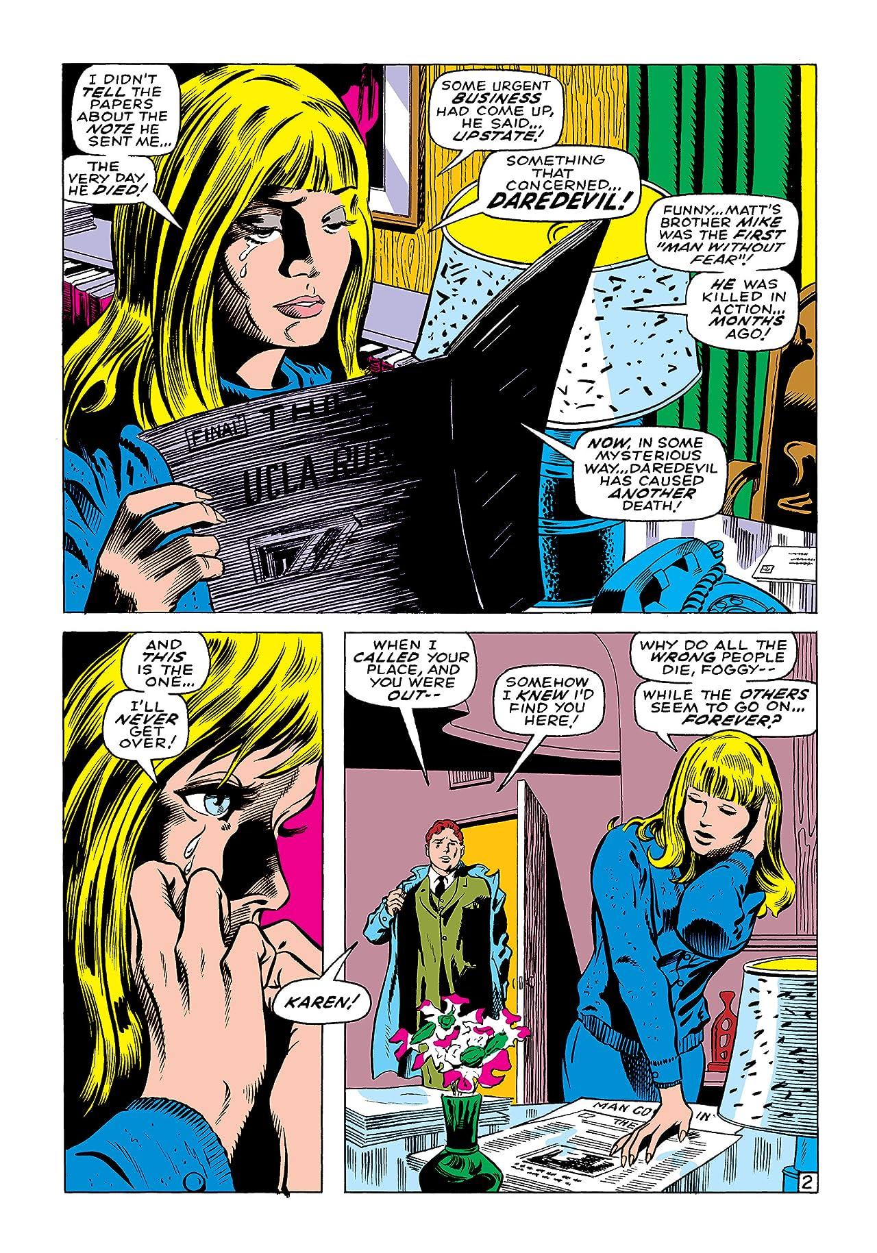 Daredevil (1964-1998) #54