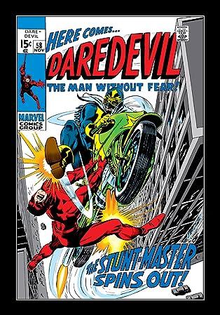Daredevil (1964-1998) #58