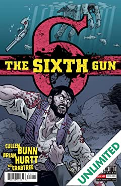 The Sixth Gun #22
