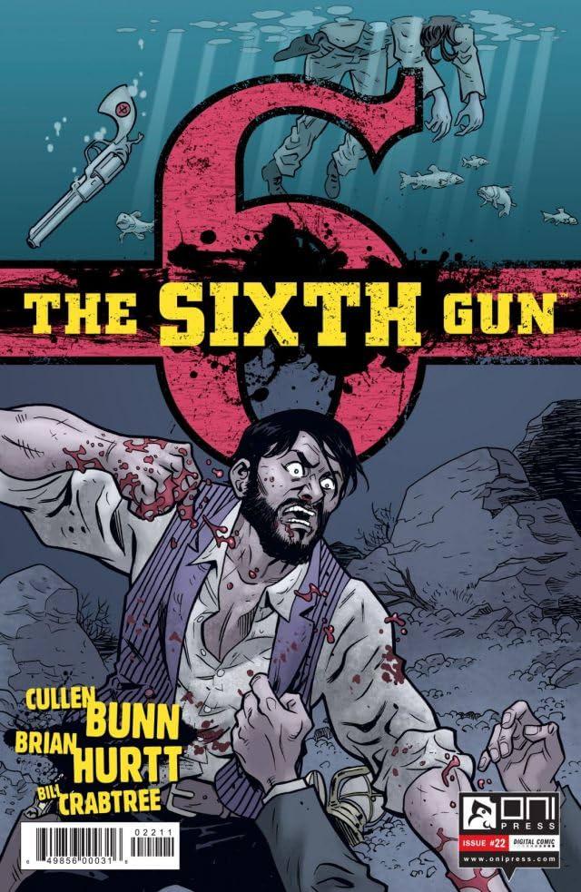 The Sixth Gun #22