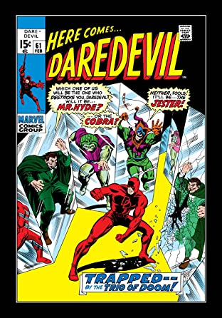 Daredevil (1964-1998) No.61