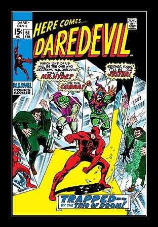 Daredevil (1964-1998) #61
