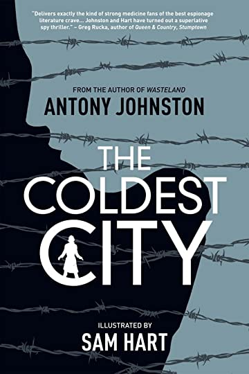 The Coldest City: Preview