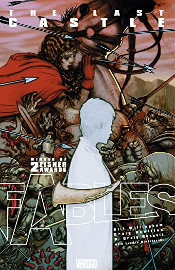 Fables: The Last Castle #1