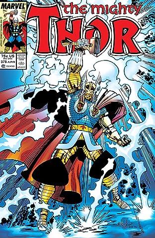 Thor (1966-1996) #378