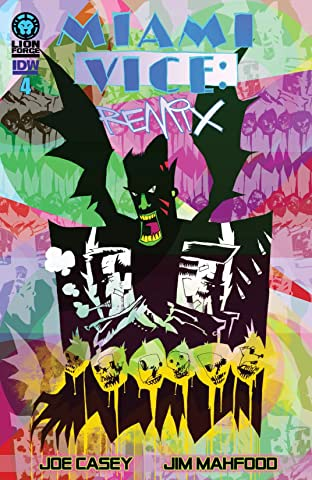 Miami Vice Remix #4
