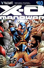 X-O Manowar (2012- ) #40: Digital Exclusives Edition