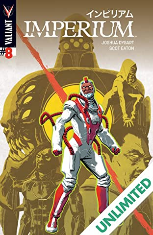 Imperium #8: Digital Exclusives Edition
