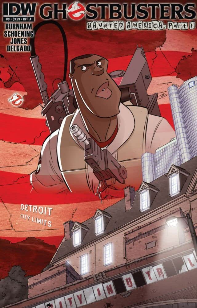 Ghostbusters (2011-2012) #9