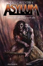 John Carpenter's Asylum #9