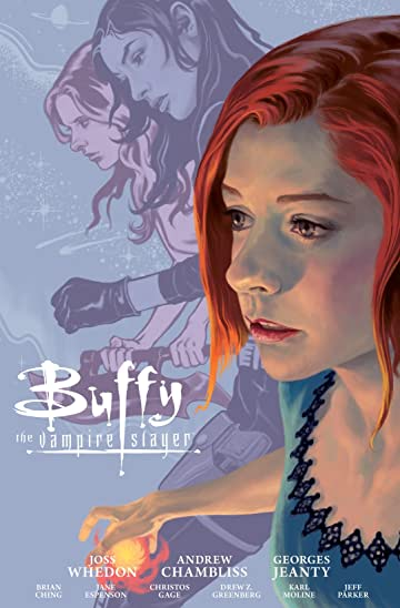Buffy the Vampire Slayer Season 9: Library Edition Vol. 2