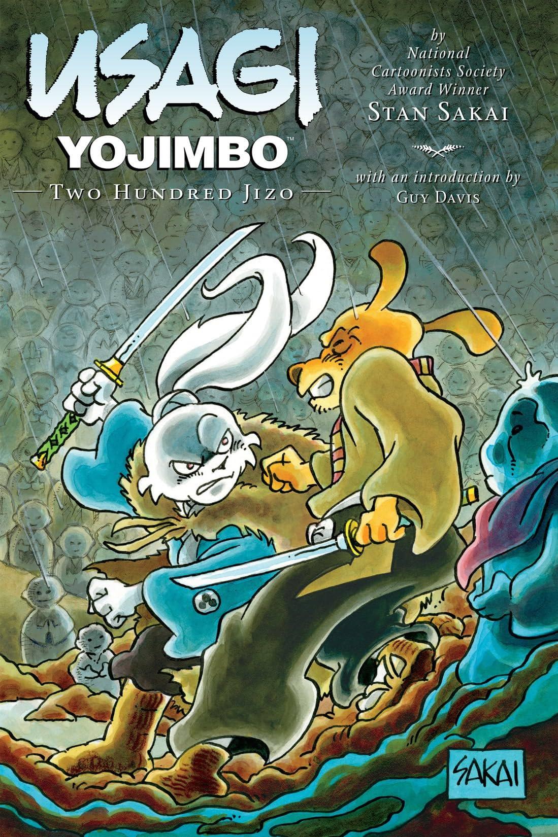 Usagi Yojimbo Vol. 29: Two Hundred Jizo