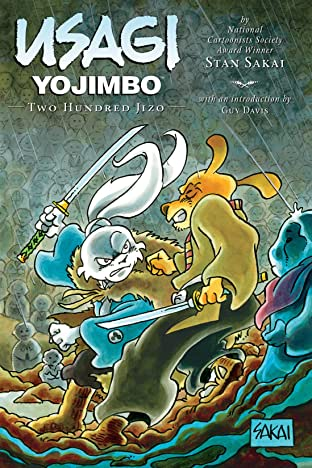 Usagi Yojimbo Tome 29: Two Hundred Jizo