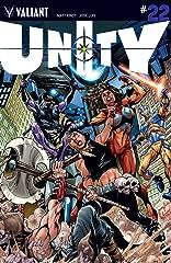 UNITY (2013- ) #22: Digital Exclusives Edition