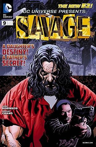 DC Universe Presents (2011-2013) No.9