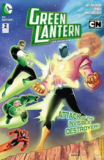 Green Lantern: The Animated Series #2