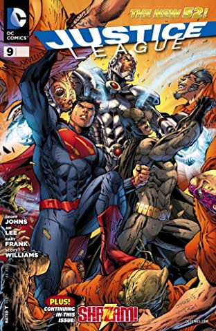 Justice League (2011-2016) No.9