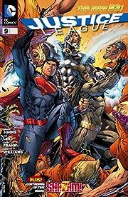 Justice League (2011-) #9