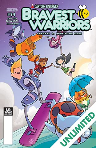 Bravest Warriors #34