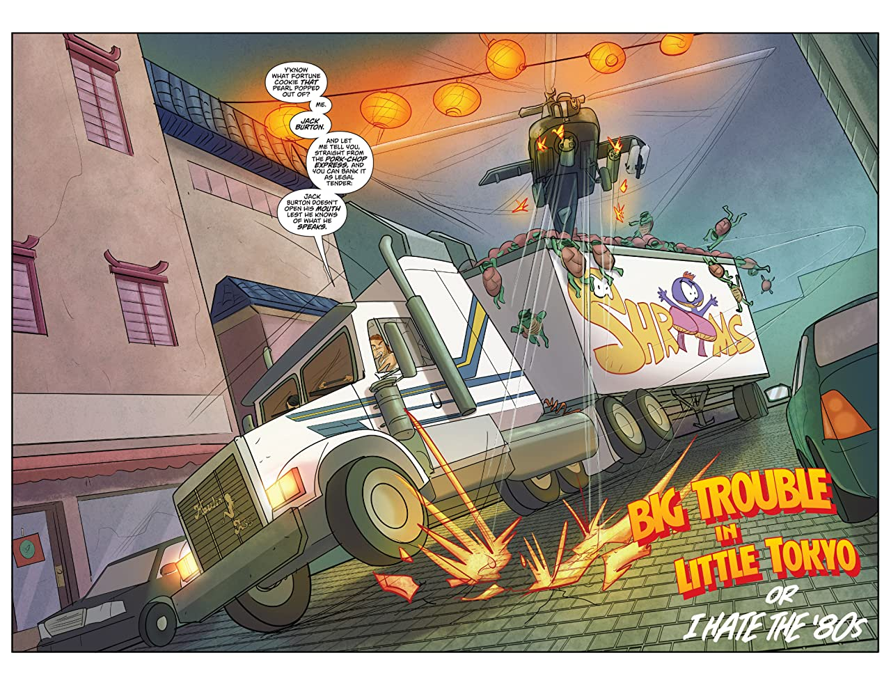 Big Trouble in Little China #13