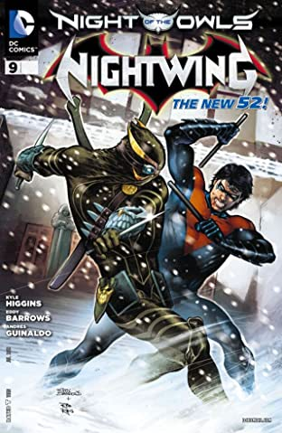 Nightwing (2011-2014) No.9