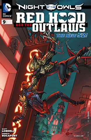 Red Hood and the Outlaws (2011-2015) No.9