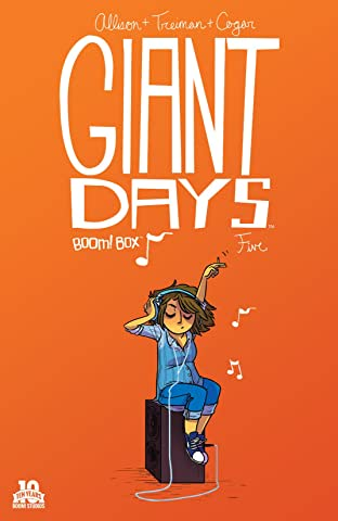 Giant Days No.5