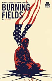 Burning Fields #6
