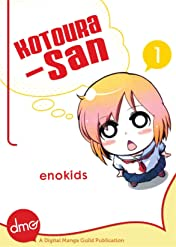 Kotoura-San Vol. 1