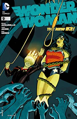Wonder Woman (2011-2016) #9