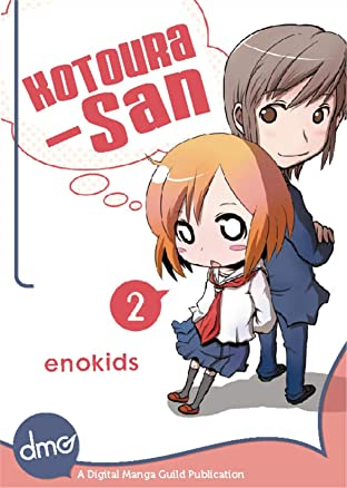 Kotoura-San Vol. 2