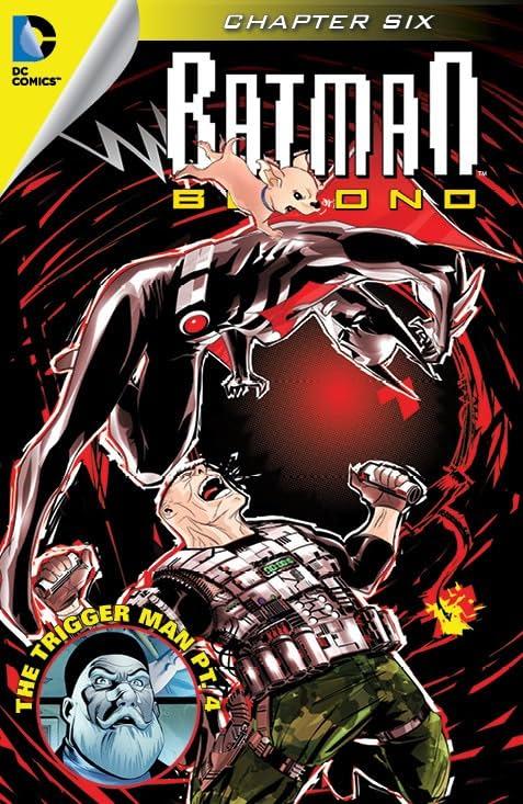Batman Beyond (2012-2013) #6