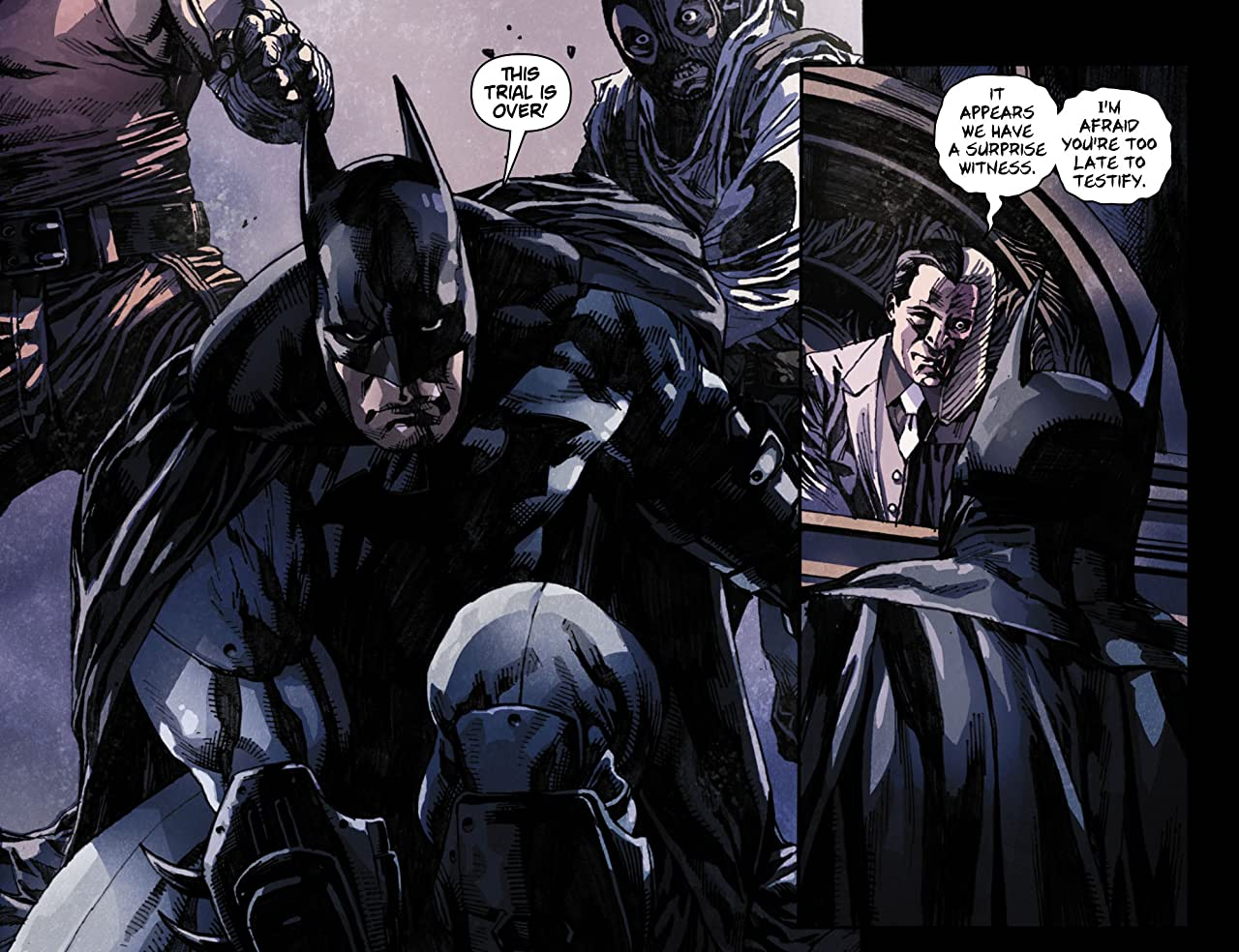 Batman: Arkham Unhinged #31