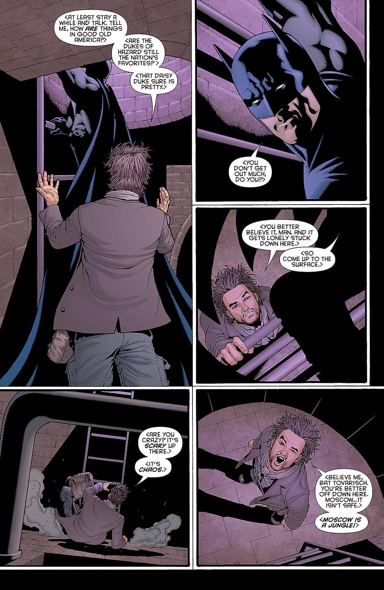 Batman Confidential (2006-2011) #33
