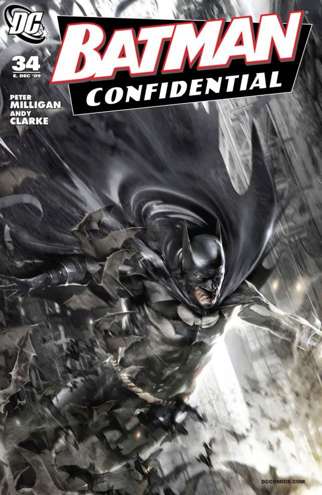 Batman Confidential (2006-2011) #34