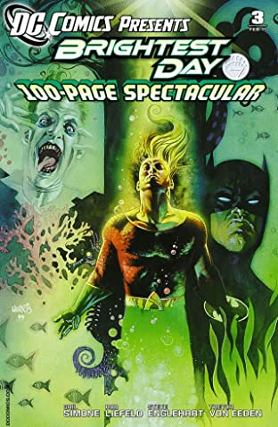 DC Comics Presents: Brightest Day #3