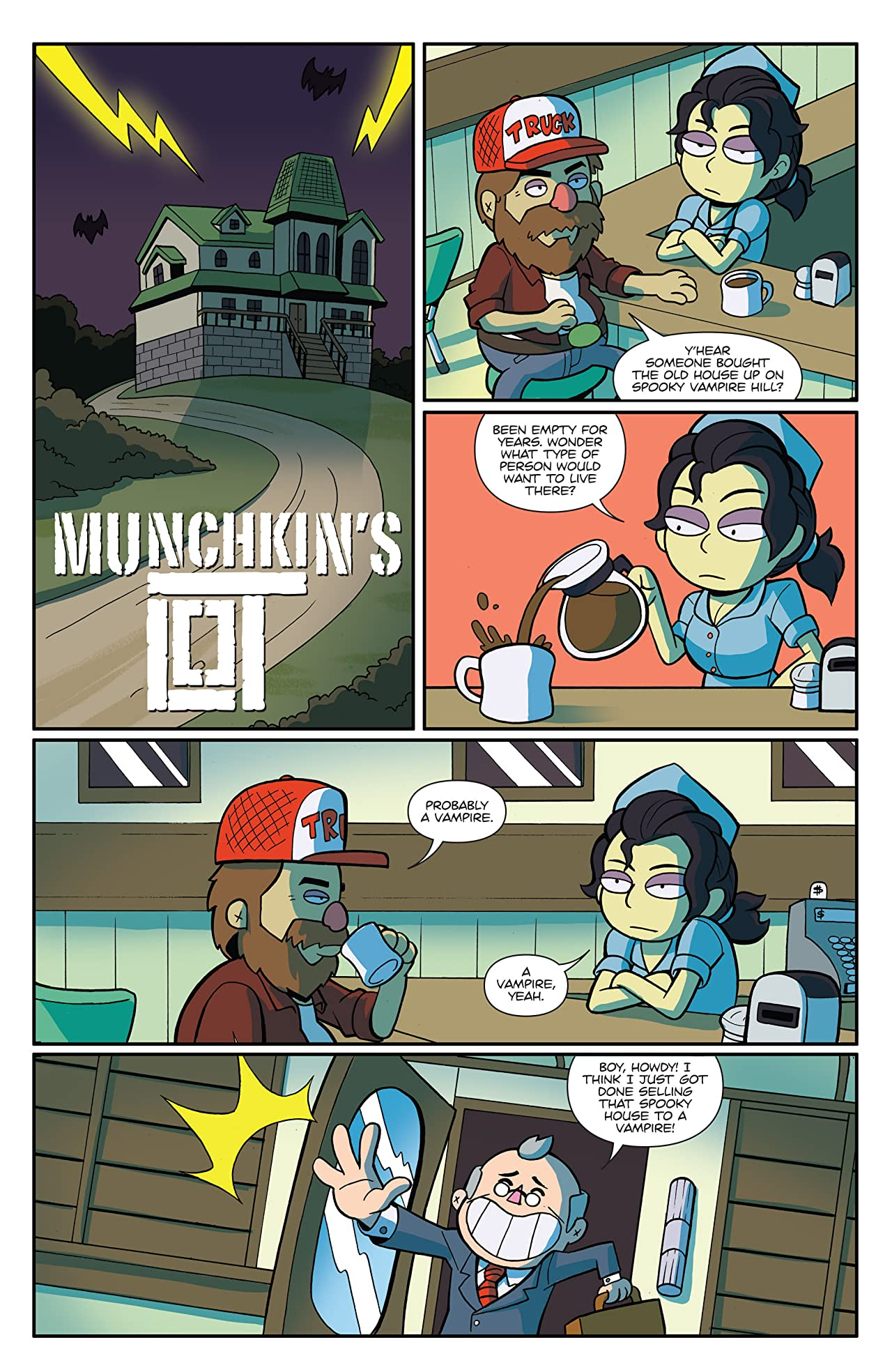 Munchkin #7
