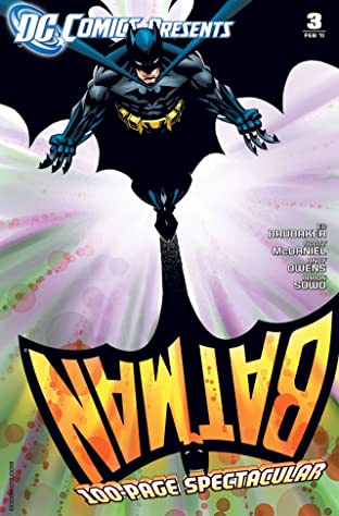 DC Comics Presents: Batman No.3